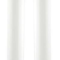 Conjunto de 2 bastões com palhinha para encher