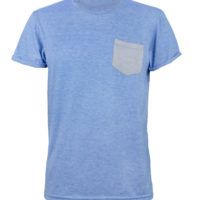 T-shirt de Adulto 140g - Pocket