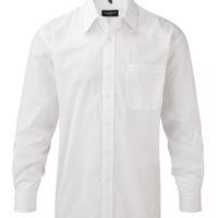 Camisa de Homem Popelina clássica de m/comprida